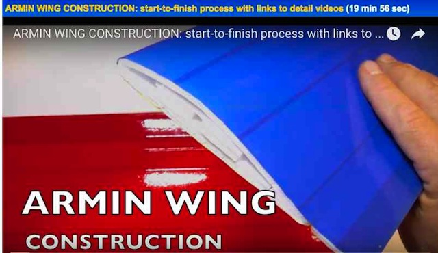 Armin wing style